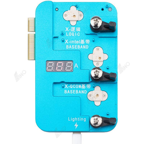 JC MODULE BASEBAND (INTEL and QUALCOMM) and LOGIC EEPROM IC Read/Write Programmer Compatible For iPhone X