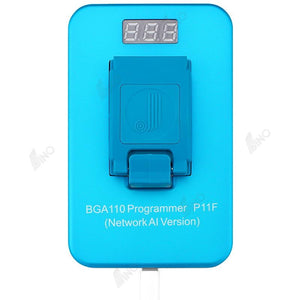 JC P11F BGA110 Programmer(Network-AI-Version) Compatible For iPhone 8/8P/X/XR/XS/XS Max/11/11 Pro/11 Pro Max