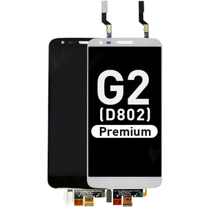 LCD Assembly Compatible For  LG G2(D800 D802) Premium
