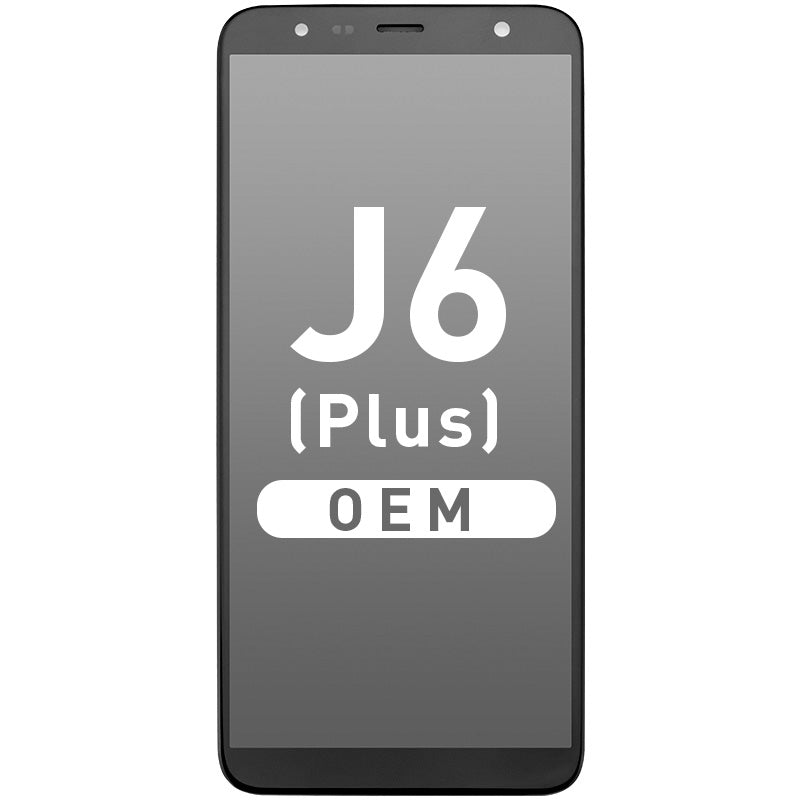OEM Assembly Compatible For Samsung Galaxy J6 Plus(J610) (OEM)