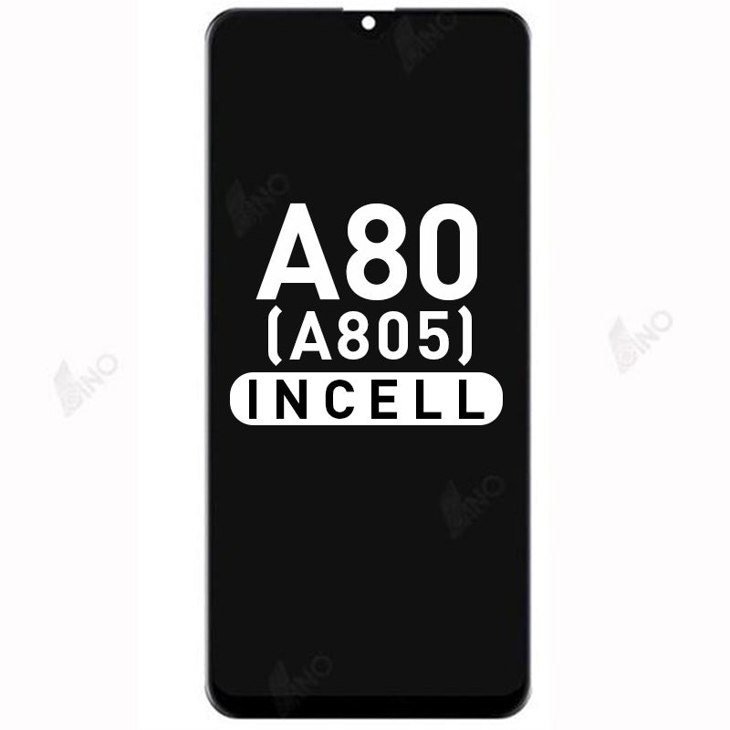 LCD Assembly Compatible For Samsung A80(A805/2019) (INCELL)