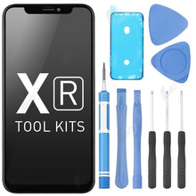 Load image into Gallery viewer, LCD Assembly Compatible For iPhone XR with Repair Tool Kits