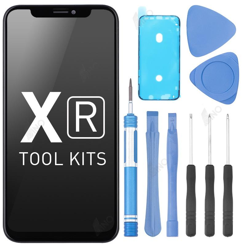 LCD Assembly Compatible For iPhone XR with Repair Tool Kits