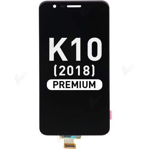 LCD Assembly Compatible For LG K10 2018 Premium