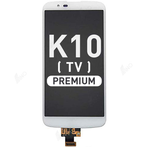 LCD Assembly Compatible For  LG K10TV Premium