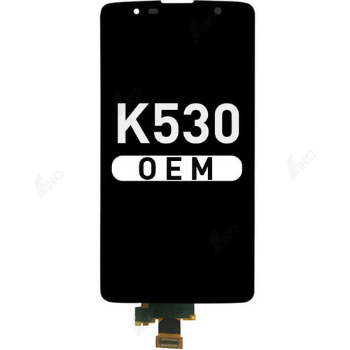 LCD Assembly Compatible For LG K530 OEM