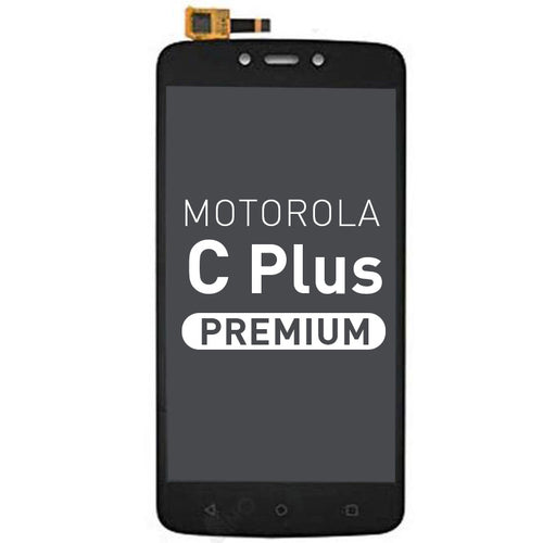 LCD Assembly Compatible For Motorola  C Plus(Premium)