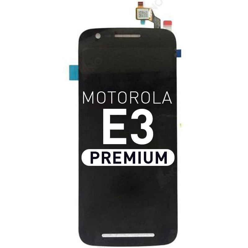 LCD Assembly Compatible For Motorola  E3(Premium)
