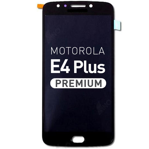 LCD Assembly Compatible For Motorola  E4 Plus(Premium)