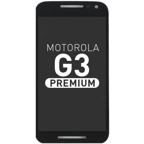 LCD Assembly Compatible For Motorola  G3(Premium)