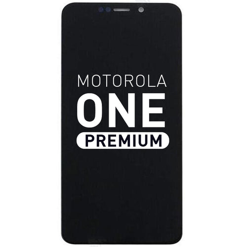 LCD Assembly Compatible For Motorola  ONE(Premium)