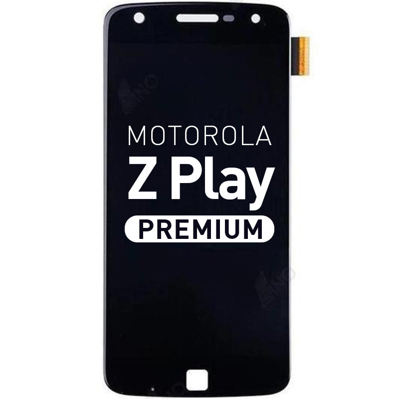 OLED Assembly Compatible For Motorola Z Play(Premium)