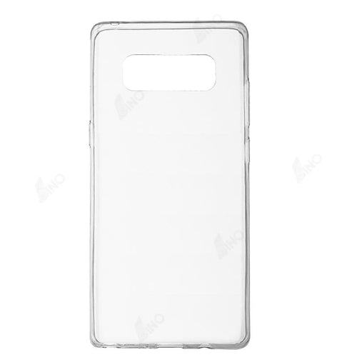 Protective Phone Case Compatible For Samsung Note 8 (TPU, Clear)