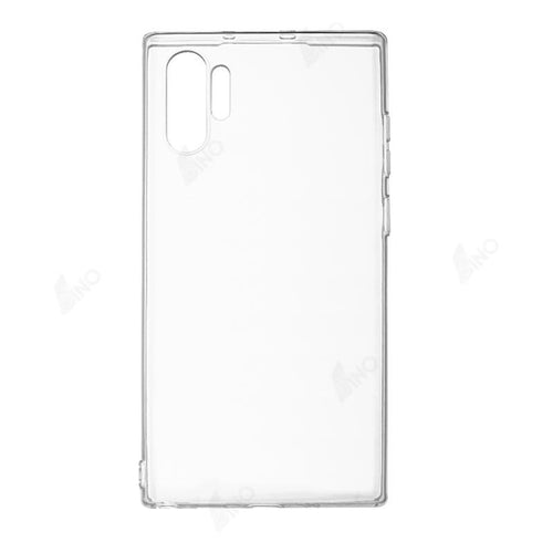 Protective Phone Case Compatible For Samsung Note 10 Plus (TPU, Clear)