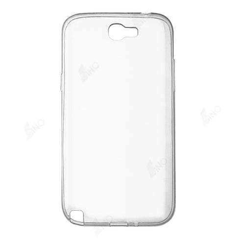Protective Phone Case Compatible For Samsung Note 2 (TPU, Clear)