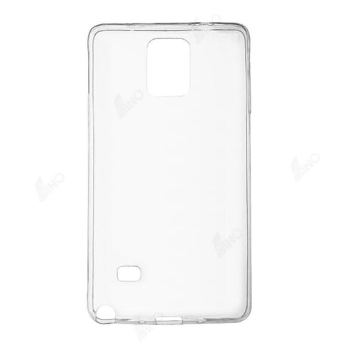 Protective Phone Case Compatible For Samsung Note 4 (TPU, Clear)