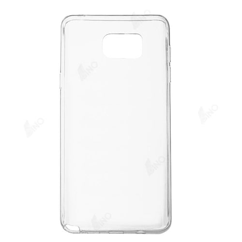 Protective Phone Case Compatible For Samsung Note 5 (TPU, Clear)
