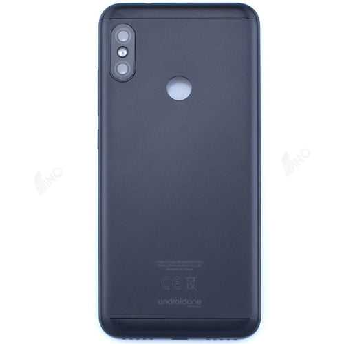 Back Cover Compatible For Redmi Note 6 Pro