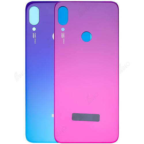 Back Cover Compatible For Redmi Note 7