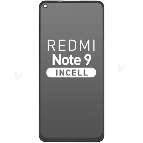 LCD Assembly Compatible For Redmi Note 9 (INCELL)
