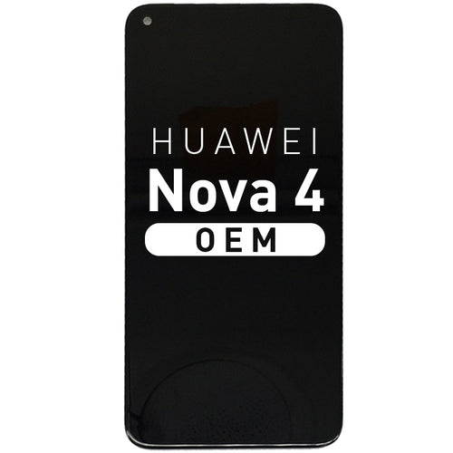 LCD Assembly Compatible For HUAWEI Nova 4(OEM)