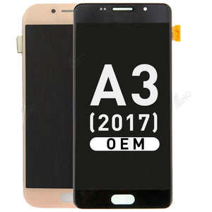 OEM Assembly Compatible For Samsung A320(A3 2017)(OEM)