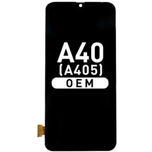 OEM Assembly Compatible For Samsung A40(A405/2019)(OEM)