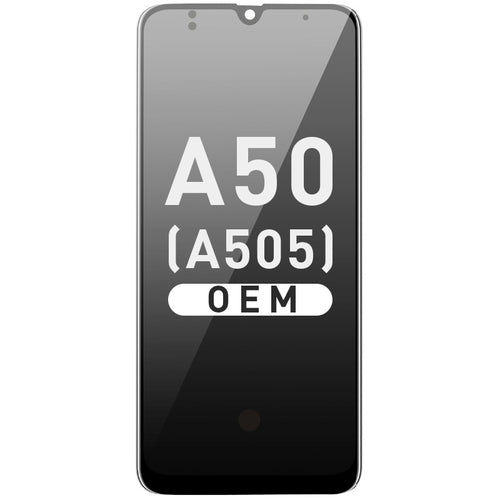 OEM Assembly Compatible For Samsung A50(A505/2019)(OEM)