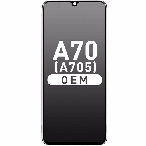 OEM Assembly Compatible For Samsung A70(A705/2019) (OEM)