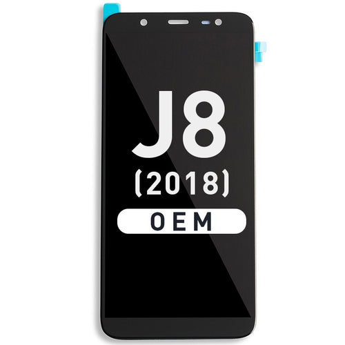 OEM Assembly Compatible For Samsung Galaxy J8(J810/2018) (OEM)