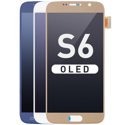 OLED Assembly Compatible For Samsung S6 (OLED)