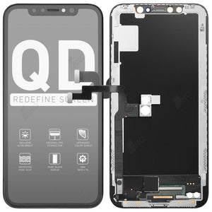 LCD Assembly Compatible For iPhone X,QD Pro,Free LCD adhesive is available