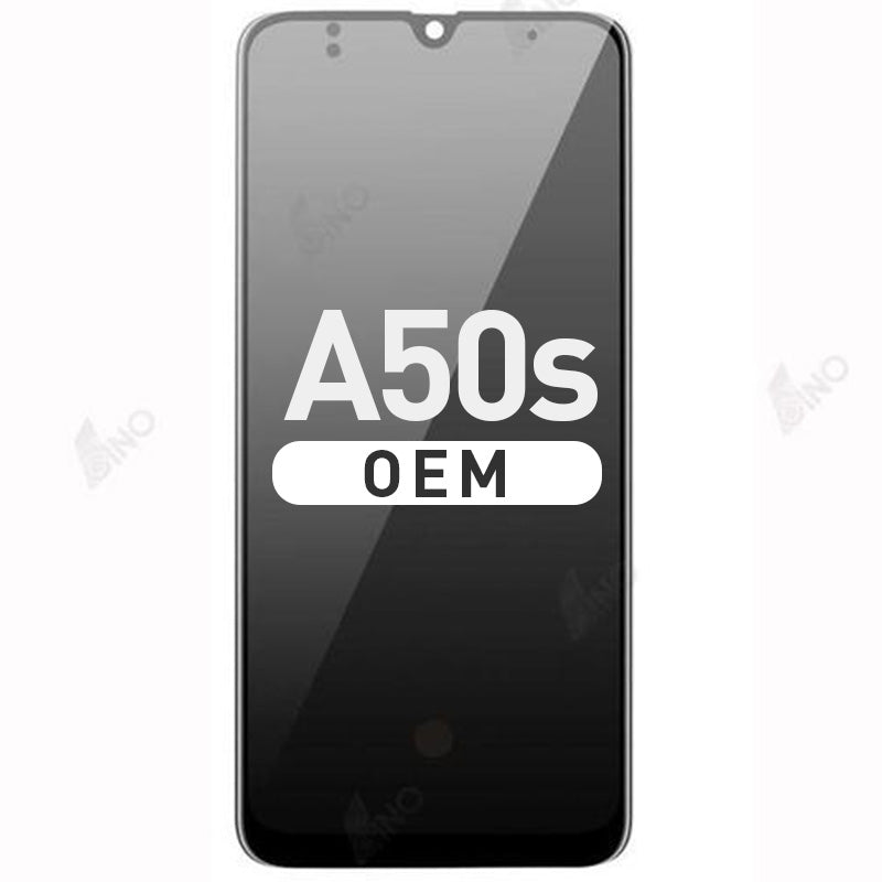 OEM Assembly Compatible For Samsung A50S(A507/2019)(OEM)