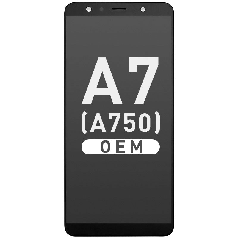 OEM Assembly Compatible For Samsung A750(A7 2018) (OEM)