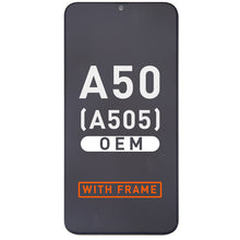 Load image into Gallery viewer, OEM Assembly with Frame Compatible For Samsung A50(A505/2019)(OEM)