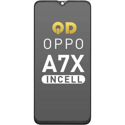 LCD Assembly Compatible For OPPO A7X/F9 Black(INCELL)