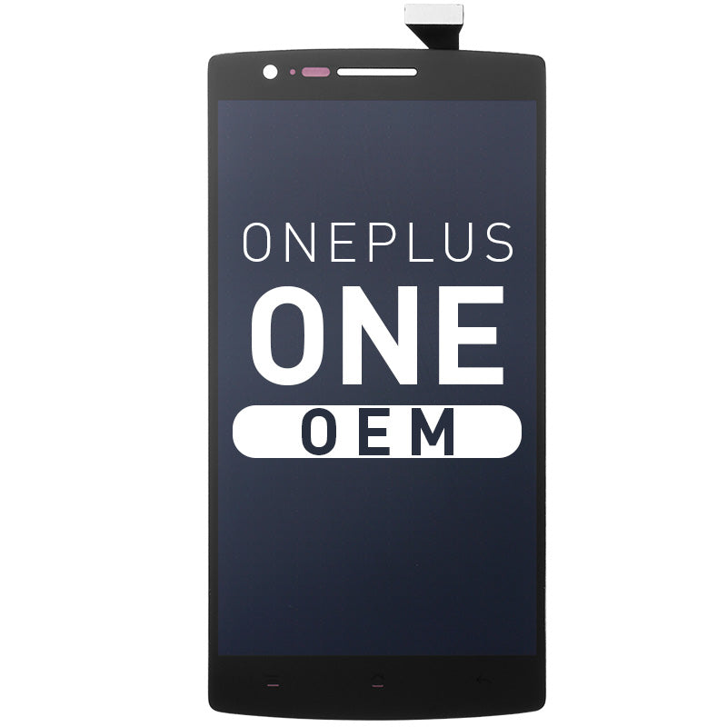 LCD Assembly Compatible For OnePlus One  OEM