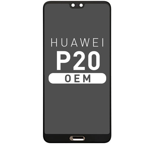 LCD Assembly Compatible For HUAWEI P20(OEM)