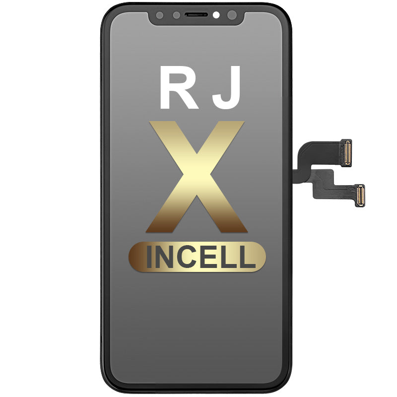 LCD Assembly Compatible For iPhone X,RJ (INCELL)