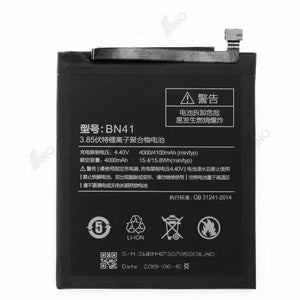 Battery Compatible For Xiaomi Redmi Note 4 (QES )