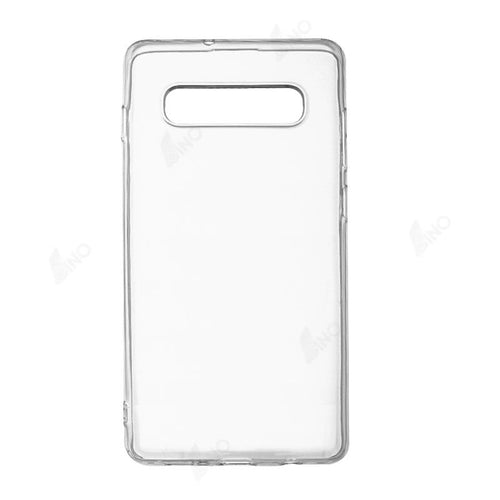 Protective Phone Case Compatible For Samsung S10 Plus (TPU, Clear)