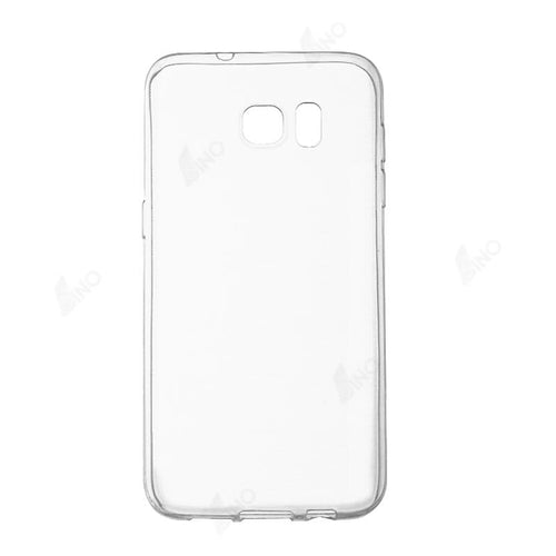Protective Phone Case Compatible For Samsung S7 Edge (TPU, Clear)