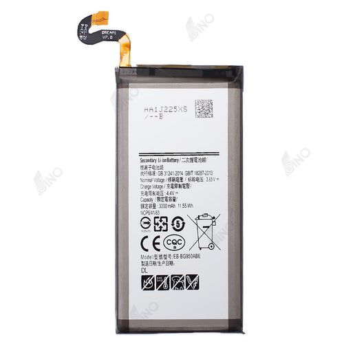 Battery Compatible For Samsung S8(QES )