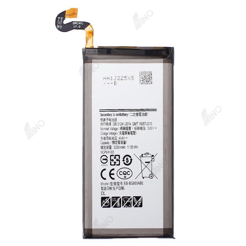 Battery Compatible For Samsung S8(QES)