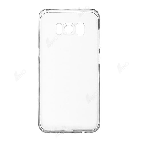 Protective Phone Case Compatible For Samsung S8 (TPU, Clear)