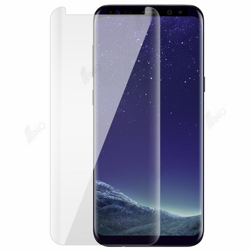 Tempered Glass Compatible For Samsung S8 Plus (UV)