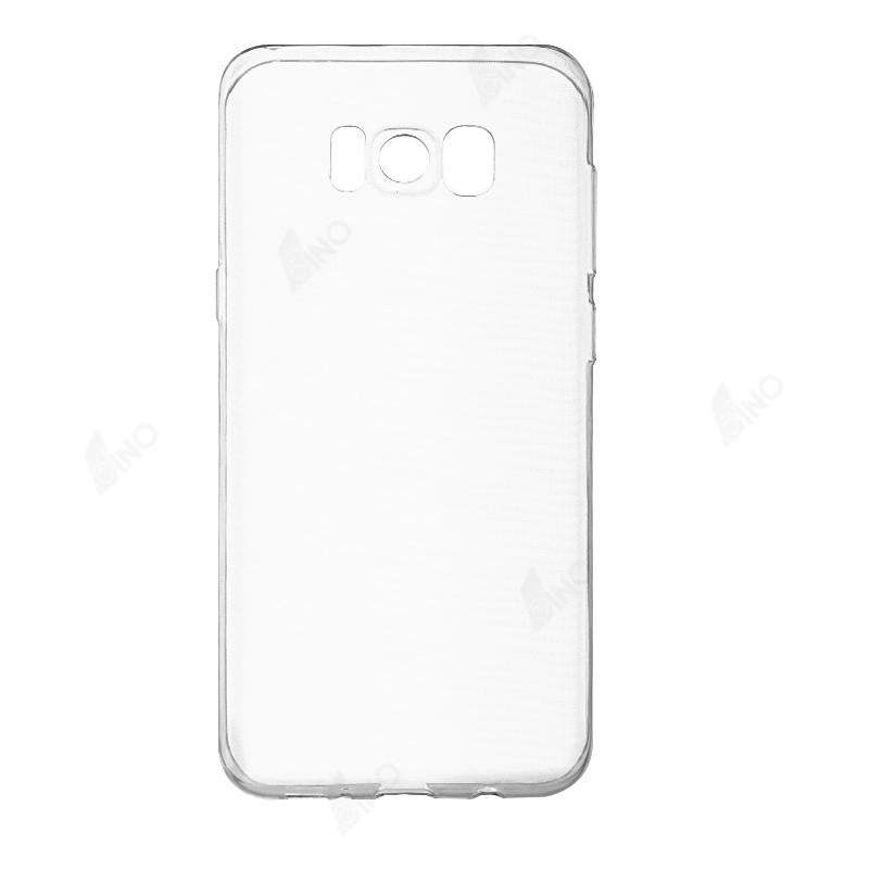 Protective Phone Case Compatible For Samsung S8 Plus (TPU, Clear)