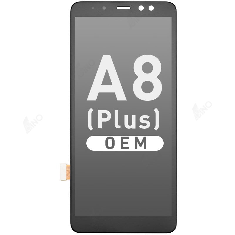 OEM Assembly Compatible For Samsung A8 Plus(A730/2018) (OEM)