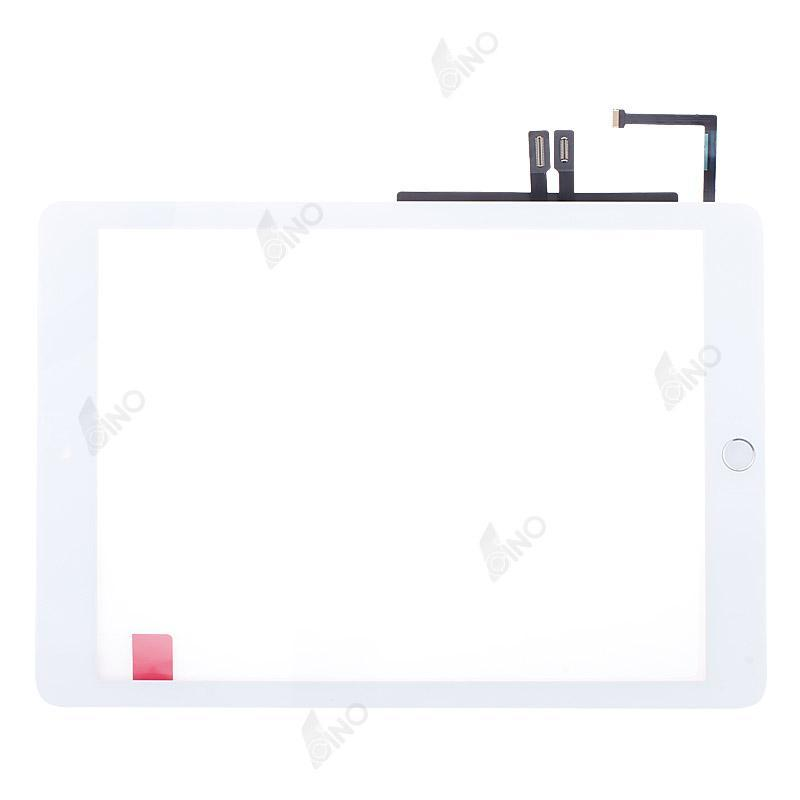 Touch Screen with Home Button Assembly/Sticker Compatible For iPad 2018 ,,Refurbished(original material£©