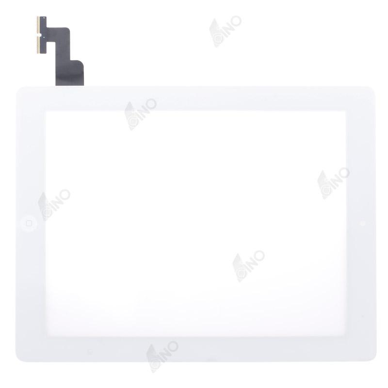 Touch Screen with Home Button Assembly/Sticker Compatible For iPad 2, Refurbished(original material)